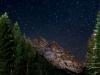 Zugspitze and Stars