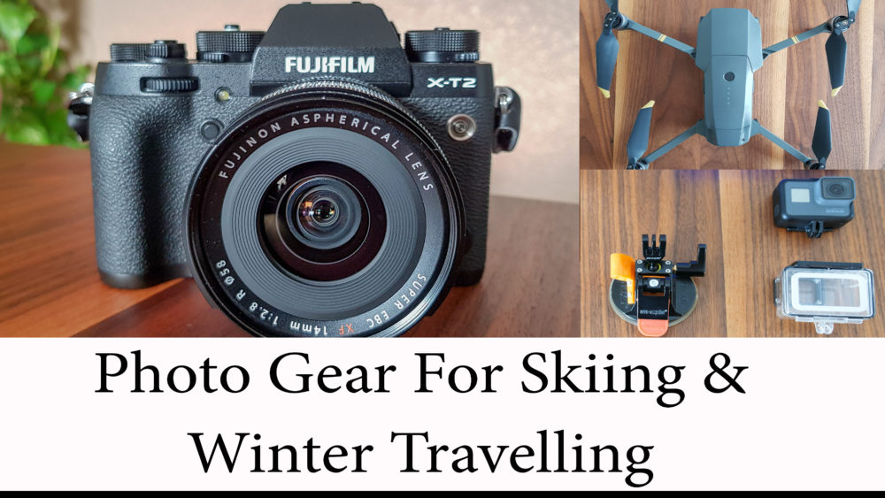 Video Photo Gear für Ski und Winter