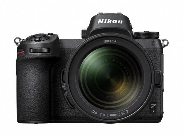 Nikons neue spiegellose Vollformatkameras Z7 - Erster Eindruck