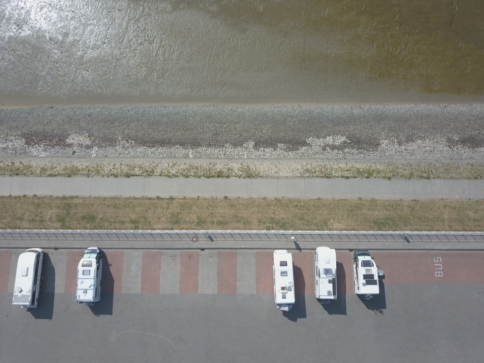 MAVIC PRO Wilhelmshaven - Camping - Roadtrip - Nordsee